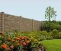 Интересный и неповторимый забор для сада