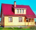 этапы строительства дома из бруса