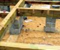 Фундамент загородного дома своими руками.Часть 2-ая.