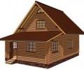 Строительство деревянных домов, деревянные дома сруб