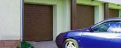 Конструкции гаражных ворот