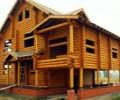 Строительство деревянного дома из бревна или бруса