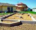 Фундамент для загородного дома.