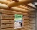 Дома из строганного бревна, дома из рубленного бревна