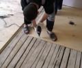 Как уложить ламинат на деревянный пол, Укладка фанеры на деревянные полы